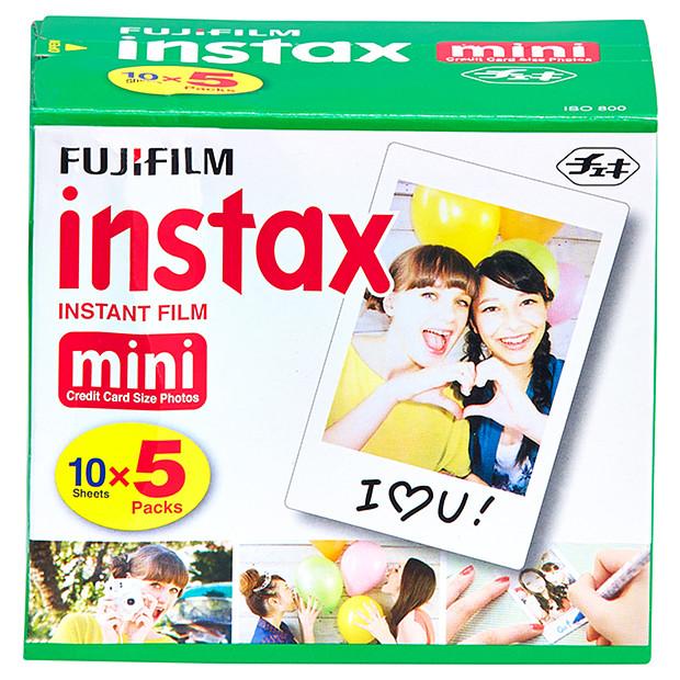 fuji instax mini 5 pack kens cameras. Black Bedroom Furniture Sets. Home Design Ideas
