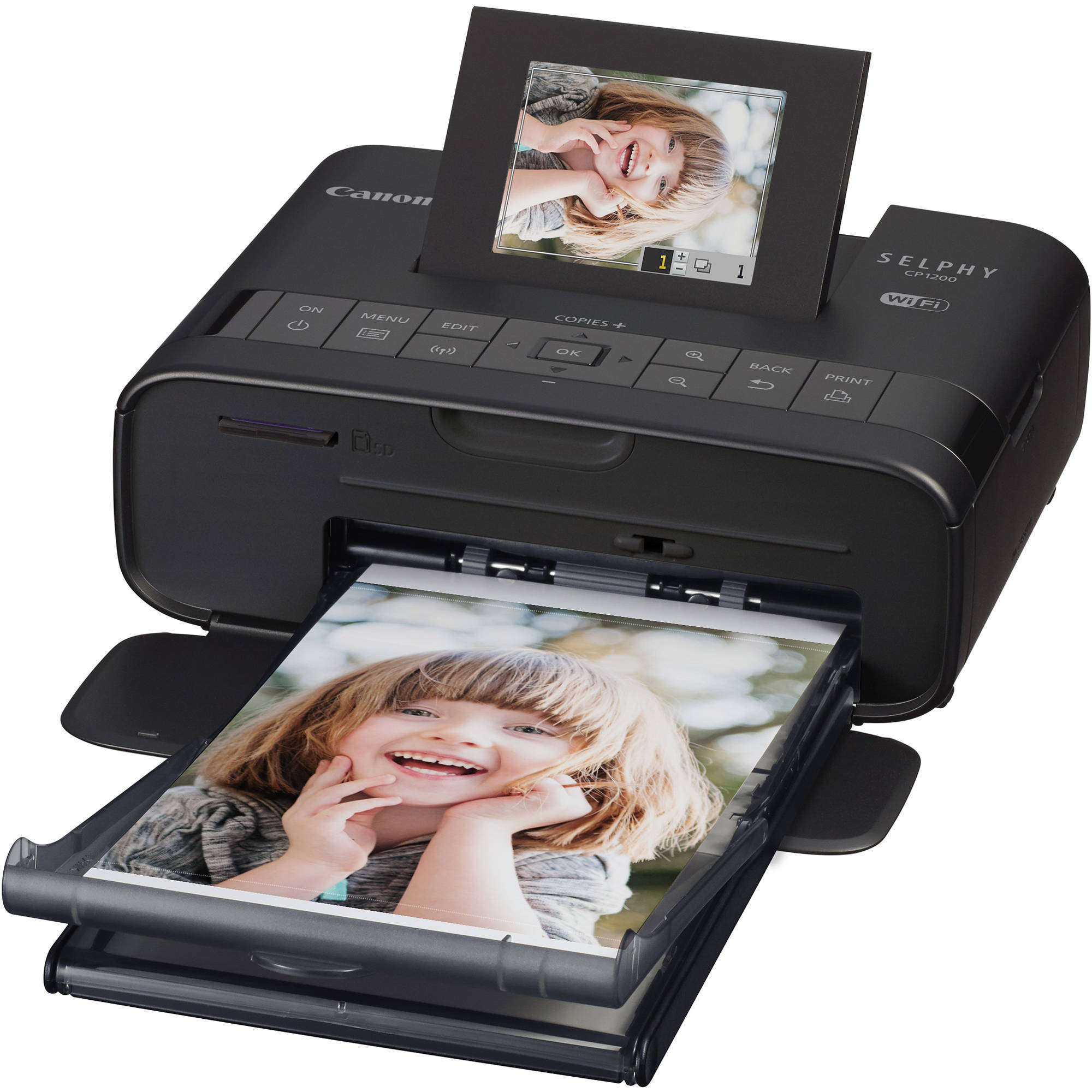 Compact Photo Printer & Media