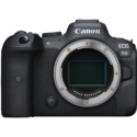 Canon EOS R6 Body with RF 24-105mm f4-7.1 lens and EF-Eos R adapter